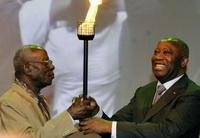 B Dadié & L Gbagbo